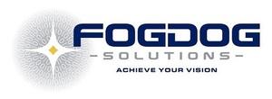 Header fogdog logo with tagline   email